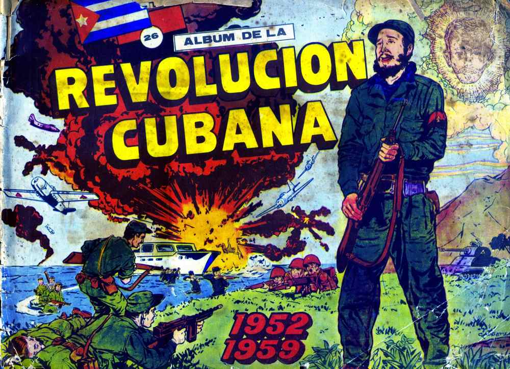 the cuban revolution Sam dolgoff the cuban revolution-a critical perspective- principles, propositions & discussions for land & freedom.