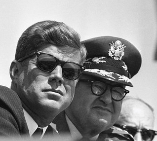 Curtis LeMay and jfk