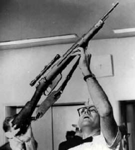 Mannlicher Carcano, JFK, rifle