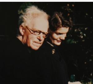 Joseph Leonard and Jacqueline Kennedy