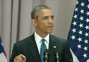 Obama at AU