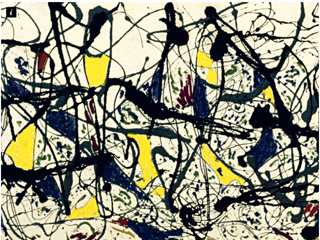 JFK Facts » CIA viewed modern art as a 'weapon' in the Cold War
