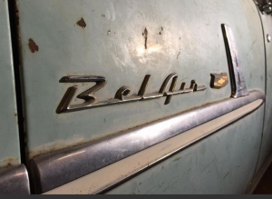 Ruth Paine's 1955 Bel-Air Station Wagon
