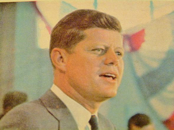 JFK in living color