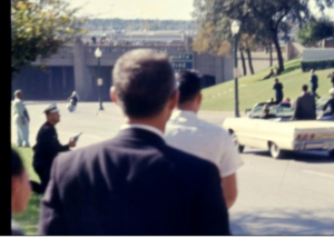 Dealey Plaza moment