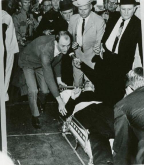 Oswald dying